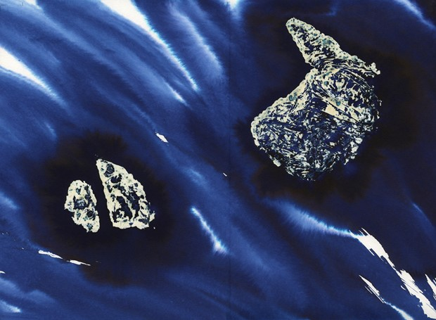 Pocket Remains: Islands and Asteroids.