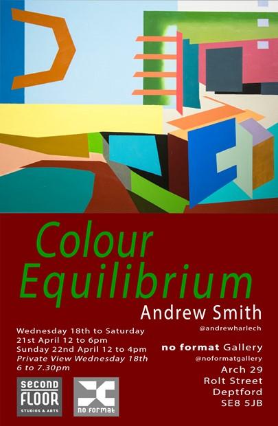Colour Equilibrium