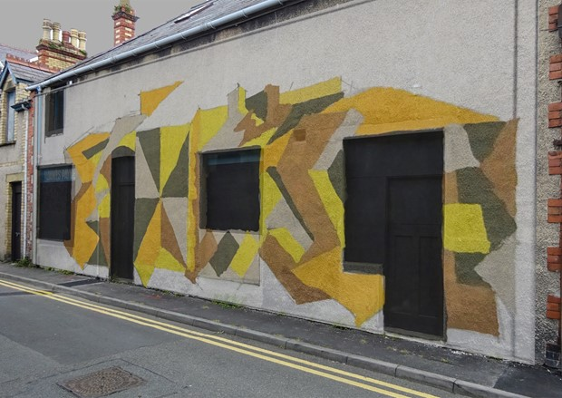 Llawn Festival Mural Project 2019