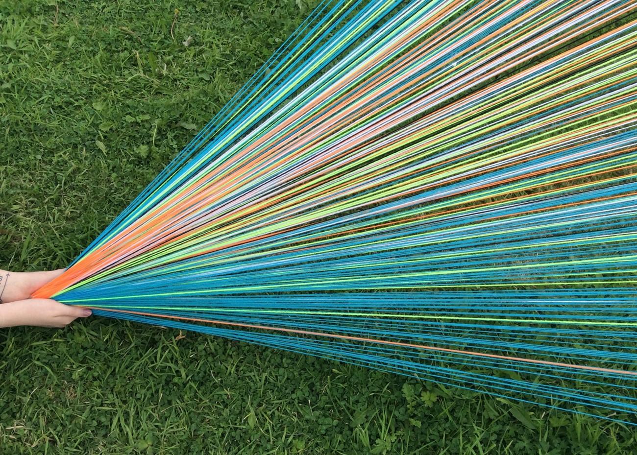ARTiculated Yarn, Martin Heron