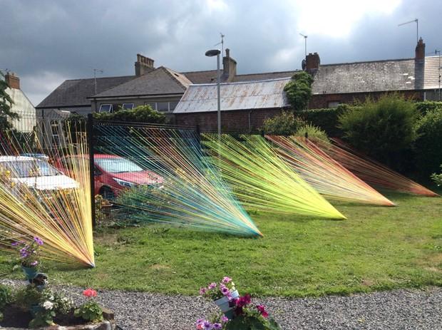 ARTiculated Yarn - Credit: Martin Heron