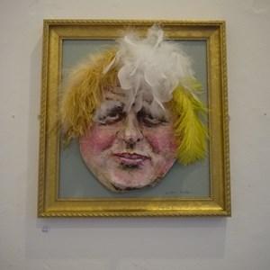 Dame Boris, by Victoria Malcolm