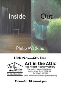 Solo Exhibition, by Philip Watkins