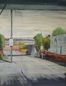 Sanatorium Road, by Philip Watkins