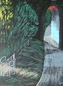 The Kissing Gate, by Philip Watkins