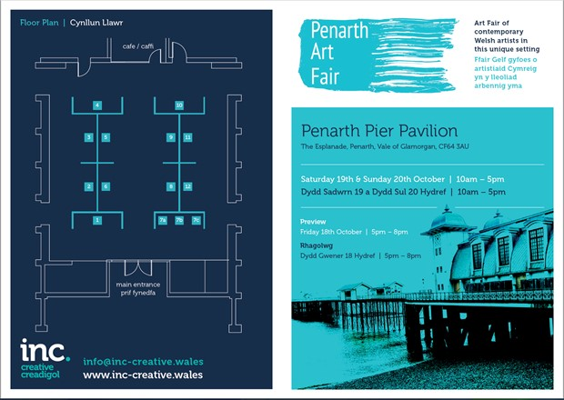 Penarth Art Fair 2019, by Corrie Chiswell