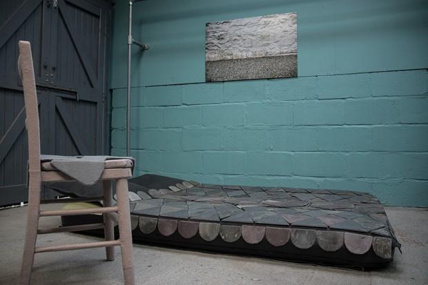 The Slate Quilt Bed - Credit: Lindsey Colbourne