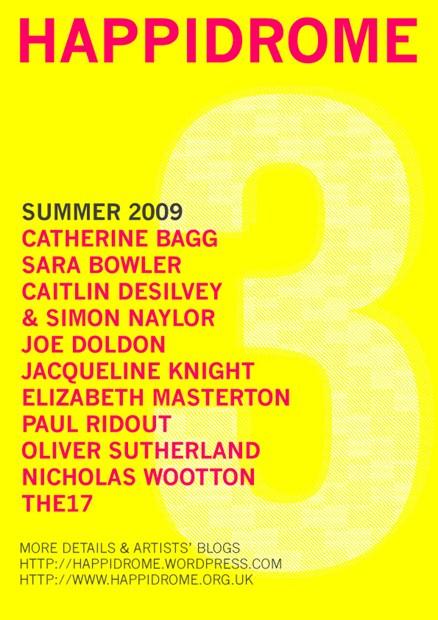 Happidrome Three, 2009