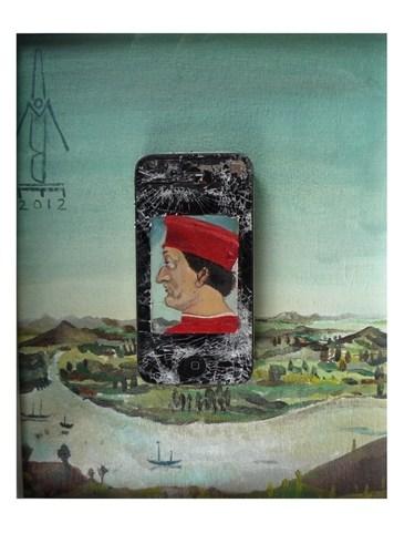 Rowena Comrie, Calling Federigo, 2012