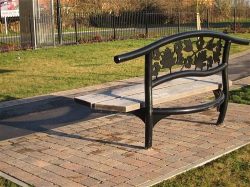 Hawthorn seat