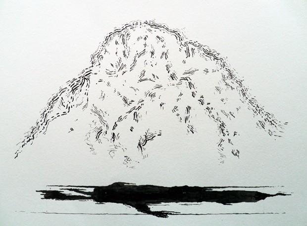 vibrating mountain