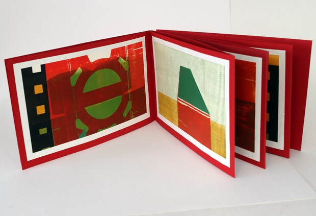 'Boxfoldia Revisited Recycled Reimagined' re