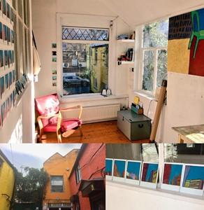 Open Studio, by Sarah Kudirka