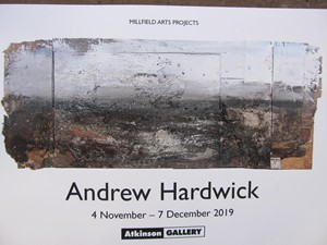 Exhibition at the Atkinson Gallery, by Andrew Hardwick