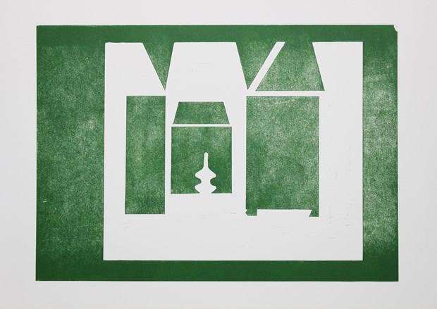 Green Hunterian (2016).
