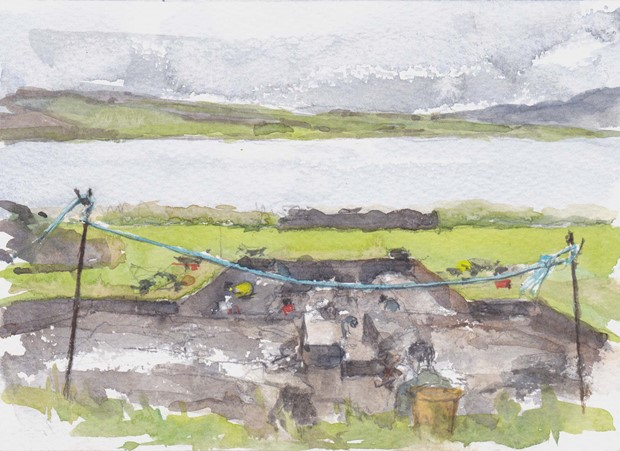 Ness of Brodgar 2017