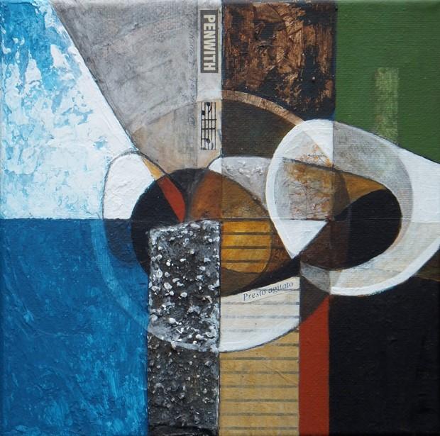 Porth Nanven Quartet 1 : Presto Agitato