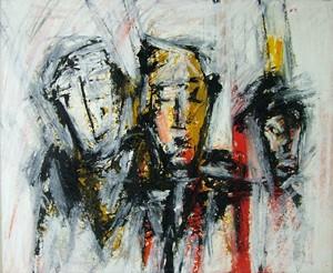 Alienation 2, by Ricky Romain