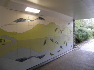 Keswick Subway, by Penny Hampson