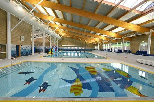 Swimming Pool Floor, Tiverton, Devon