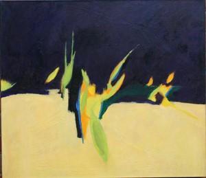 Summer Exhibition, by Ursula Leach