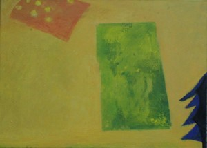 Barren Land, by Ursula Leach