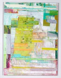 River Walls, by Anne Krinsky