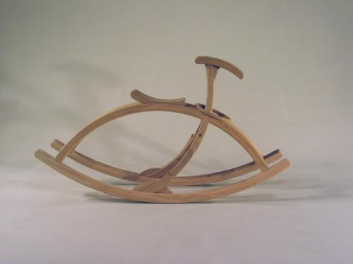 Arc Rocking Horse