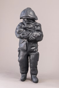 Fire Fighter, by Paul Digby