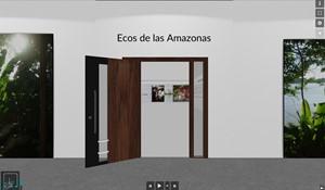 A Virtual World - Ecos de Las Amazonas, by Andrea Kim Valdez