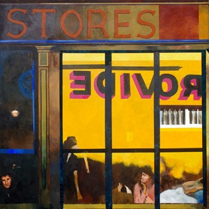 Stores - Wexford, by Patrick Caseley