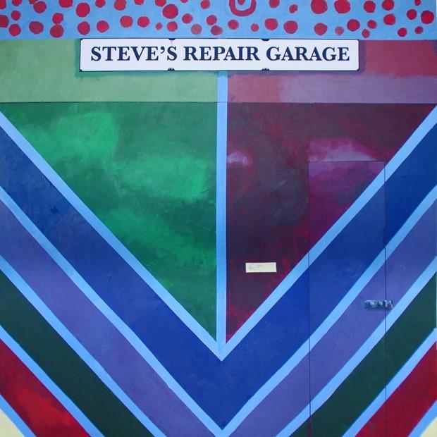 Steve's Repair Garage
