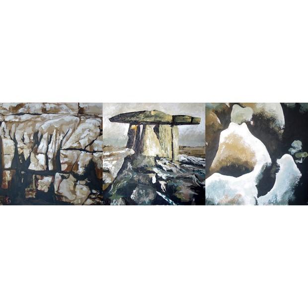 The Burren Triptych