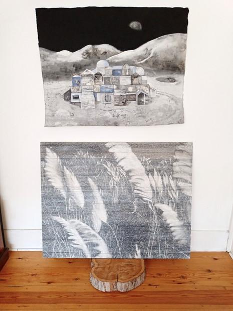Goldfinch Place Open Studios, by Jenny Mellings