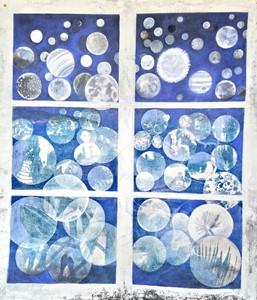 Blue Window 1, by Jenny Mellings