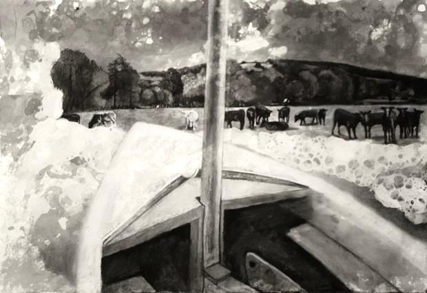 Night Sea Vision - Cow Pasture