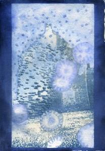 Blue House 2, by Jenny Mellings