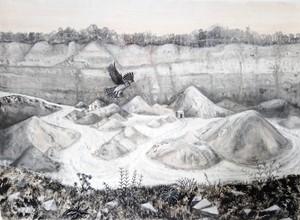 Abîme des oiseaux, by Jenny Mellings