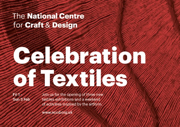 Ctrl/Shift and 'Celebration of Textiles', by Lucy Brown
