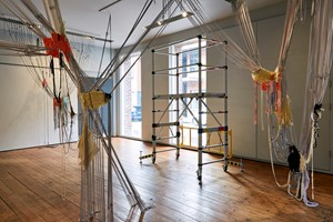 """""""Building it up and cutting it down"""" Artist online Lecture, by Lucy Brown"""