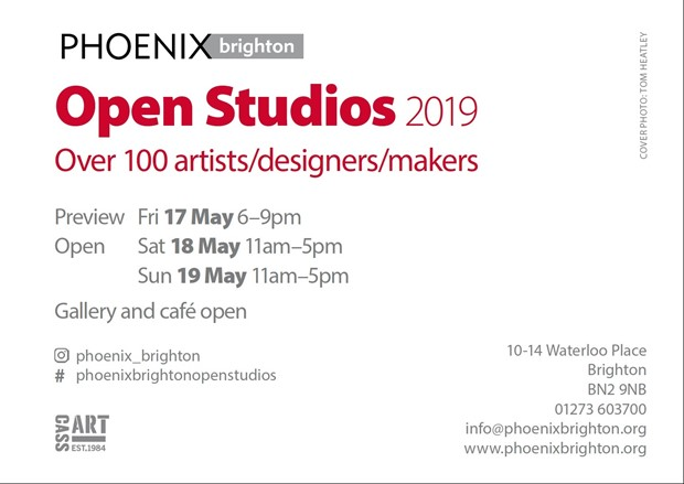 Open Studios 2019 and Loom Party, by Lucy Brown