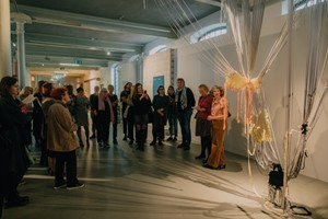The 16th Triennial of Tapestry; Breaching Borders. A Prestigious International Exhibition, by Lucy Brown