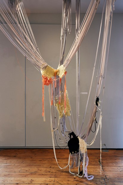 The 16th Triennial of Tapestry; Breaching Borders. An International Exhibition