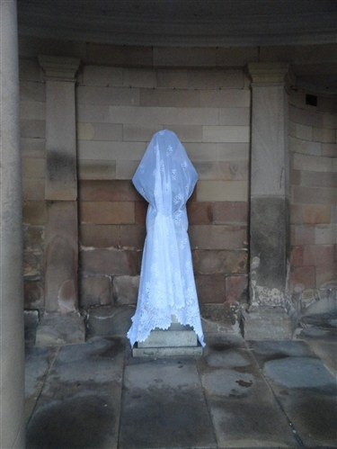 Veils - Credit: Lucy Brown