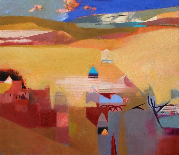 Gerry Dudgeon - Moroccan Paintings, by Gerry Dudgeon