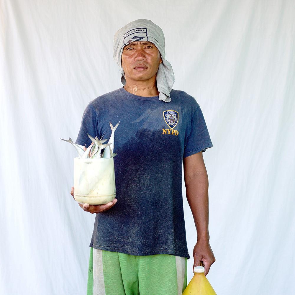 Dante Batuahn, Bantayan Island, The Philippines, 2014, Tessa Bunney