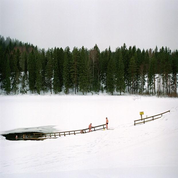 Vuorilampi, Jyvaskyla, Finland