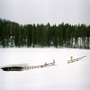 Vuorilampi, Jyvaskyla, Finland, by Tessa Bunney