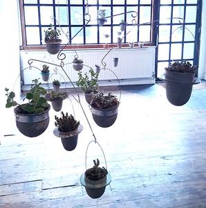 Balanced-Earth Floating Garden, by Karen Whiterod