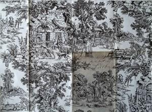 The Nursery Wallpaper of Edgar Allan, by Iain Andrews